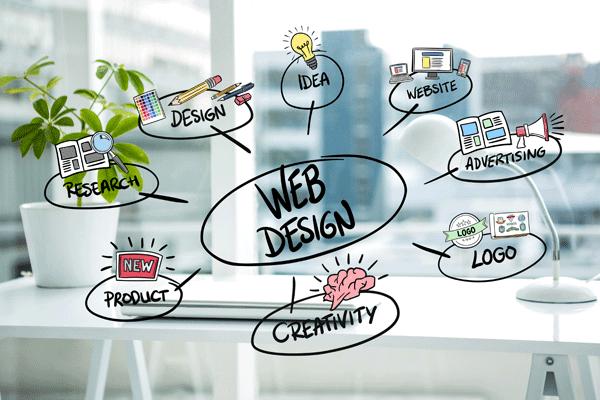 agence web design conception graphique logo brochure flyer tunisie